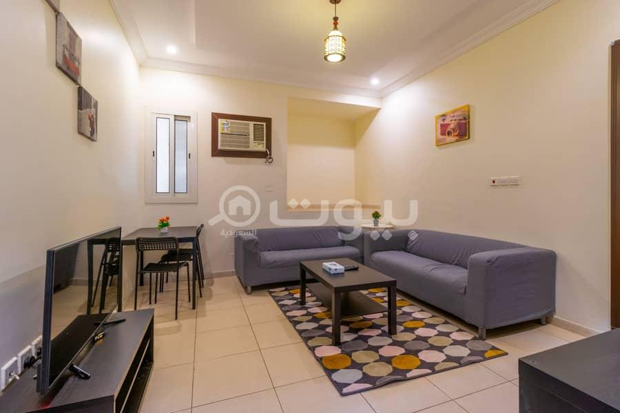 للإيجار شقة مفروشة بالكامل في العزيزية، شمال جدة
