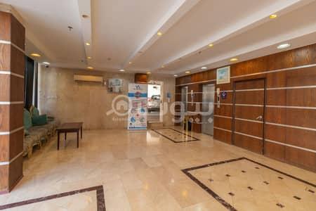 فلیٹ 1 غرفة نوم للايجار في جدة، المنطقة الغربية - شقة مفروشة بالكامل للإيجار في السلامة، شمال جدة