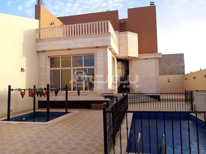 استراحة دوبلكس | 840م2 للبيع في ذهبان، شمال جدة