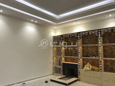 6 Bedroom Villa for Sale in Riyadh, Riyadh Region - Internal Staircase Villa with roof And 2 Apartments For Sale In Al Arid, North of Riyadh