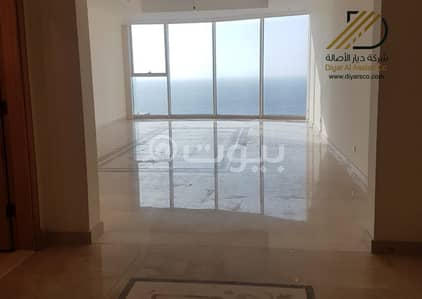 4 Bedroom Flat for Sale in Jeddah, Western Region - Full Sea View Apartments In Al Cornish - Al Shati