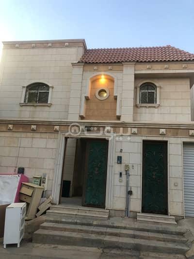فیلا 4 غرف نوم للايجار في الرياض، منطقة الرياض - فيلا للإيجار في السليمانية، شمال الرياض