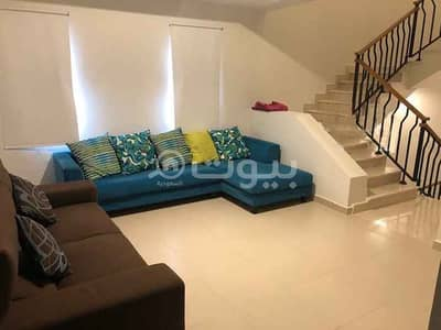 3 Bedroom Villa for Rent in King Abdullah Economic City, Western Region - Furnished villa with park for rent in Tala Gardens, King Abdullah Economic City