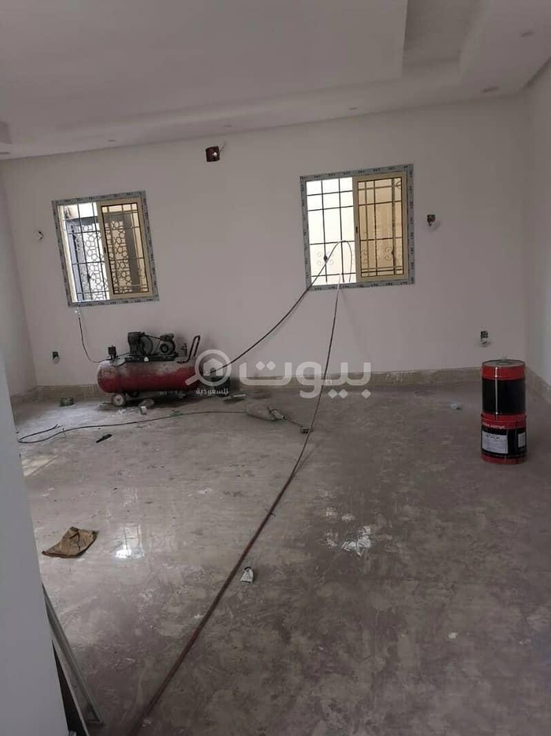 Villa Stairs in the hallway and 2 apartments in Al Munsiyah, east of Riyadh
