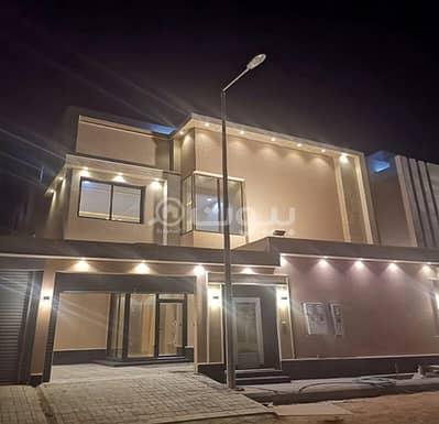 Modern Villa with a Pool for sale in Al Munsiyah, east of Riyadh