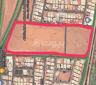 Commercial Land for Rent in Jeddah, Western Region - Commecial Land For Rent in Al Amir Fawaz Al Janouby, South Jeddah