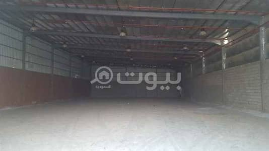 Warehouse for Rent in Jeddah, Western Region - Ware House |1250 SQM For Rent in Abruq Al Rughamah, North Jeddah