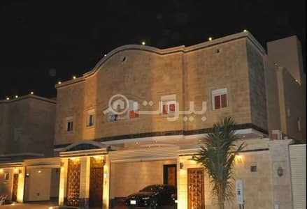 5 Bedroom Villa for Sale in Jeddah, Western Region - Villa Stairs In The Hall For Sale In Al Shati, North Jeddah