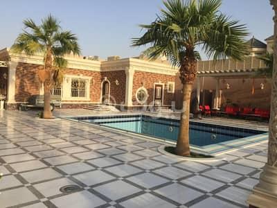 10 Bedroom Villa for Sale in Riyadh, Riyadh Region - Modern-System Villa for sale in Al Yasmin, North of Riyadh