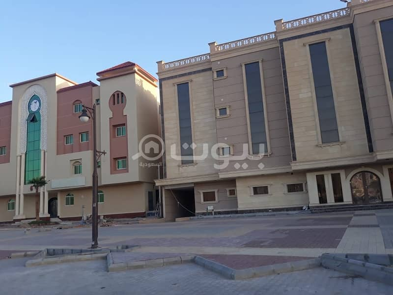 Residential building for sale in Al Nuzhah, north of Riyadh