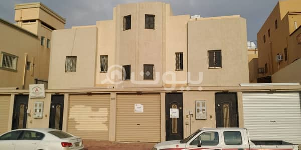 2 Bedroom Flat for Rent in Buraydah, Al Qassim Region - For rent an apartment in Al Iskan 5, Buraydah