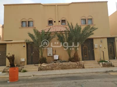 4 Bedroom Villa for Rent in Buraydah, Al Qassim Region - For rent duplex in Al Iskan 2 district, Buraydah