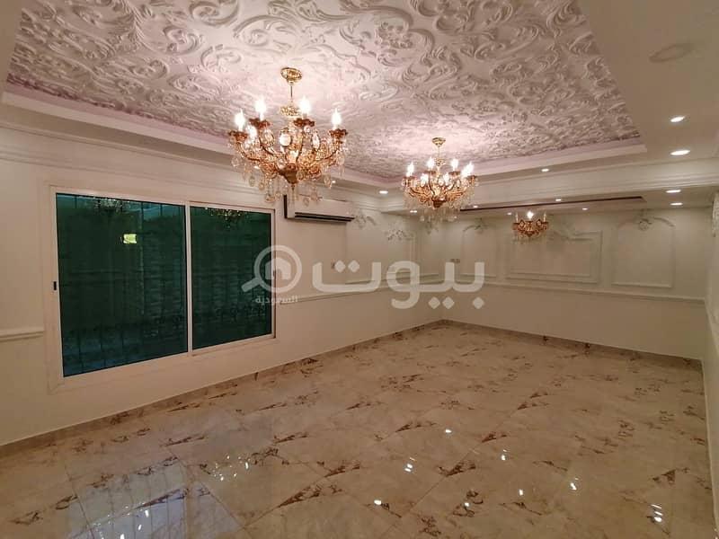 فيلا   450م2 للإيجار في حي الربوة، وسط الرياض