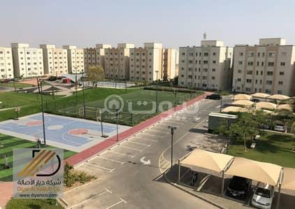 1 Bedroom Flat for Sale in King Abdullah Economic City, Western Region - Residential unit for sale in Al Sharooq - KAEC