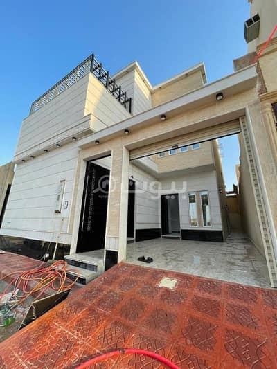 فیلا 5 غرف نوم للبيع في الرياض، منطقة الرياض - فيلا درج داخلي في القادسية، شرق الرياض
