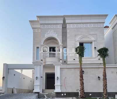 6 Bedroom Villa for Sale in Jeddah, Western Region - VIP villa for sale in Al Zumorrud, north of Jeddah