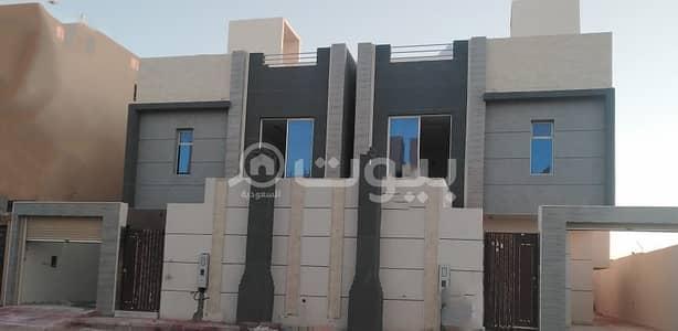 5 Bedroom Villa for Sale in Riyadh, Riyadh Region - Brand New Duplex Villa for sale in Dhahrat Laban, West of Riyadh