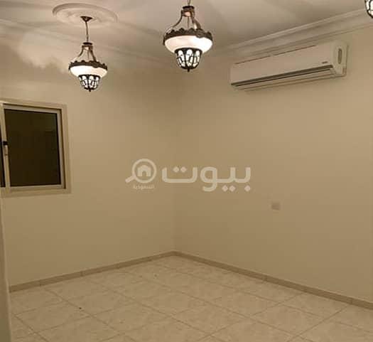 شقة عوائل مع سطح خاص في فيلا للإيجار في الفيحاء، شرق الرياض