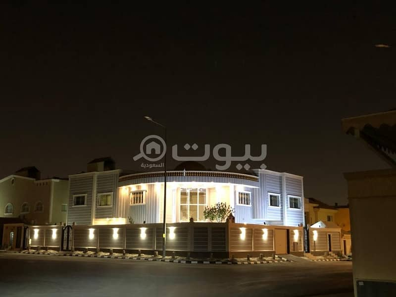 Villa for sale, fully renovated villa in Al Falah District, North Riyadh