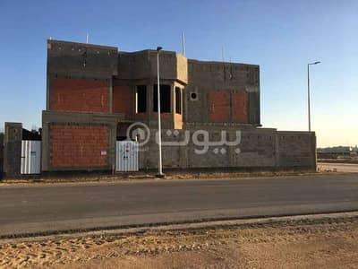 فیلا 7 غرف نوم للبيع في بريدة، منطقة القصيم - فيلا للبيع في حي الحزم، بريدة | دورين و ملحق