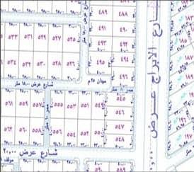 ارض سكنية  للبيع في بريدة، منطقة القصيم - أرض زاوية للبيع بمخطط الواحة، بريدة