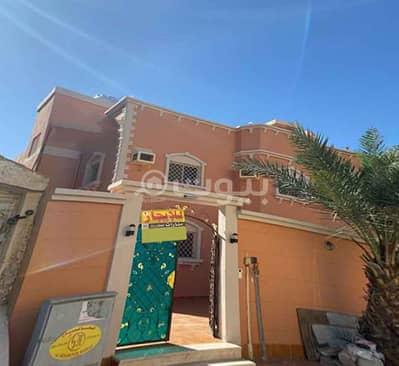 فیلا 4 غرف نوم للايجار في جدة، المنطقة الغربية - فيلا جديدة للإيجار بشارع ابن الثلجي بالسامر، شمال جدة