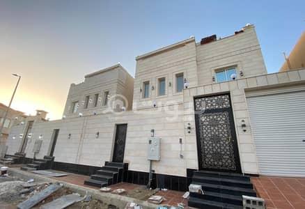 فیلا 5 غرف نوم للبيع في جدة، المنطقة الغربية - فيلا منفصلة للبيع في حي طيبة (الرحيلي)، شمال جدة