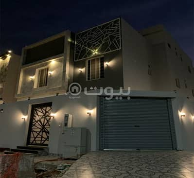 فیلا 5 غرف نوم للبيع في جدة، المنطقة الغربية - فيلا وملحق مودرن للبيع في الياقوت، شمال جدة