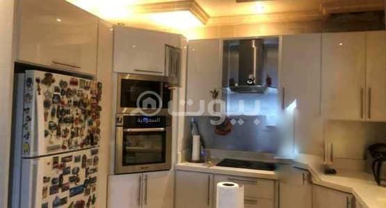 4 Bedroom Flat for Sale in Jeddah, Western Region - For Sale Furnished Apartment In Al Salamah, North Jeddah