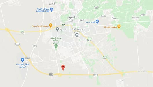 Residential Land for Sale in Al Ahsa, Eastern Region - Land of 1620 SQM for sale in AlWorod, Al Hofuf, Al Ahsa