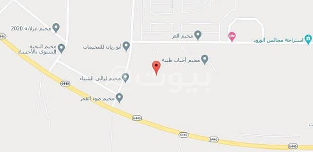 Residential Land for Sale in Al Ahsa, Eastern Region - 2 Residential Lands for sale in AlWorod AlGharbi, Al Hofuf, Al Ahsa