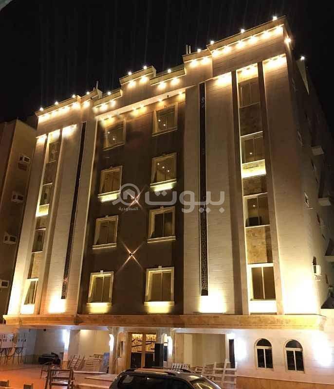 للبيع شقة جديدة فاخرة في الفيصلية، شمال جدة