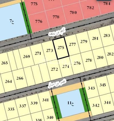 Residential Land for Sale in Dammam, Eastern Region - 3 Residential Lands For Sale In Al Sadafah, Dammam