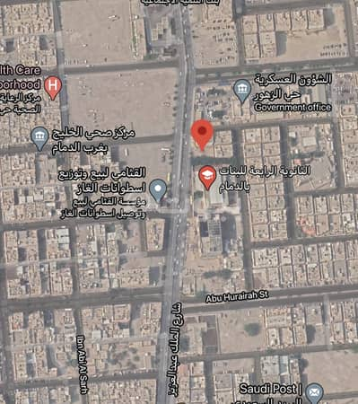 Commercial Land for Sale in Dammam, Eastern Region - Commercial Land for sale in Al Khaleej, Dammam