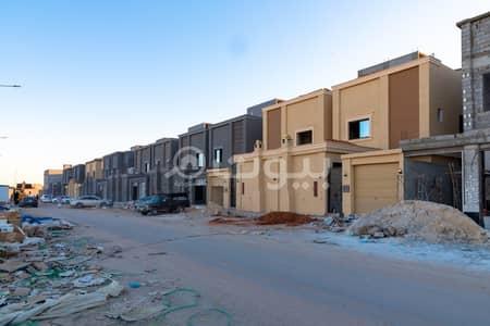 فیلا 4 غرف نوم للبيع في الرياض، منطقة الرياض - فيلا دوبلكس درج داخلي للبيع حي الرمال، شرق الرياض