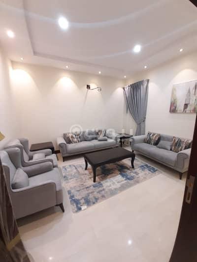 4 Bedroom Apartment for Sale in Riyadh, Riyadh Region - For sale a luxury 2 floors apartment in Al Nuzhah, north Riyadh