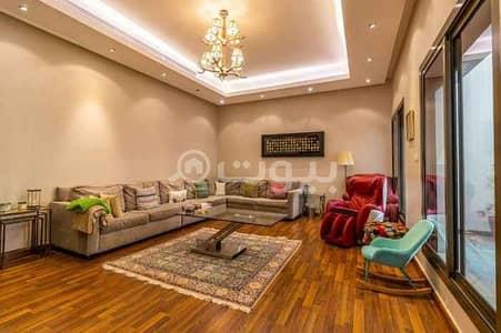 فیلا 4 غرف نوم للايجار في جدة، المنطقة الغربية - فيلا دوبلكس ومسبح فاخرة للايجار في أبحر الشمالية، شمال جدة