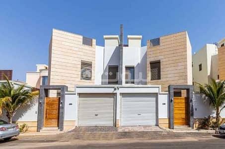 فیلا 4 غرف نوم للايجار في جدة، المنطقة الغربية - فيلا دوبلكس ومسبح للايجار في حي ابحر الشمالية، شمال جدة