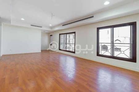 شقة 3 غرف نوم للايجار في جدة، المنطقة الغربية - شقة شبه مفروشة للإيجار في الروضة، شمال جدة