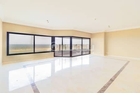 4 Bedroom Flat for Rent in Jeddah, Western Region - Luxury apartment for rent in Al Shati district, North Jeddah