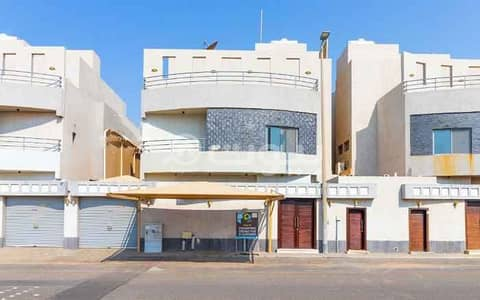فیلا 5 غرف نوم للايجار في جدة، المنطقة الغربية - فيلا فاخرة للإيجار في حي النعيم، شمال جدة