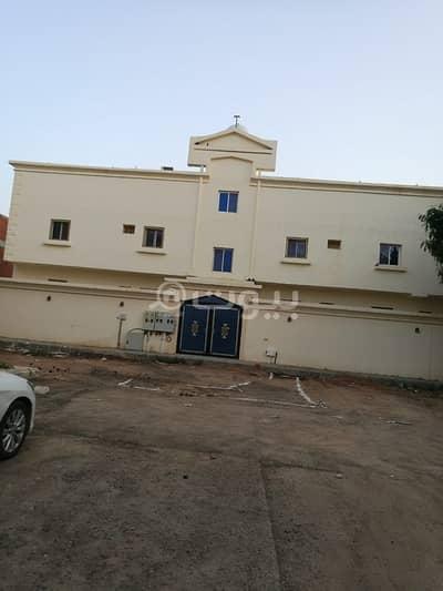 عمارة سكنية 19 غرف نوم للبيع في المدينة المنورة، منطقة المدينة - واجهة موقف