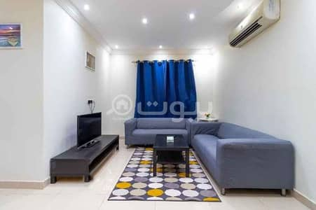 2 Bedroom Apartment for Rent in Jeddah, Western Region - Furnished apartments for rent in Al Nahdah District, north of Jeddah