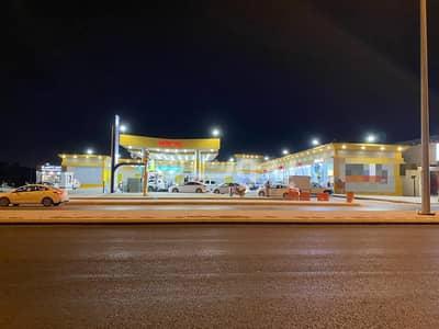Other Commercial for Sale in Riyadh, Riyadh Region - Gas Station For Sale In Al Mahdiyah, West Riyadh