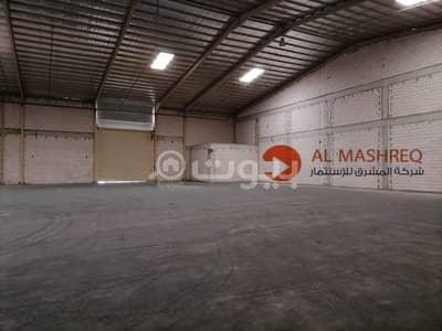 مستودع  للايجار في الرياض، منطقة الرياض - مستودع للإيجار خطورة متوسطة بالسلي، جنوب الرياض 1750م2