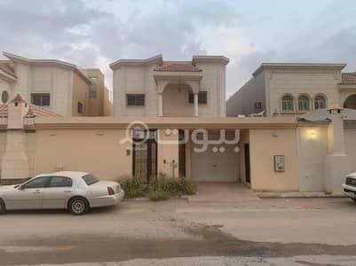 فیلا 6 غرف نوم للايجار في الرياض، منطقة الرياض - فيلا مع سطح للإيجار في الأندلس، شرق الرياض