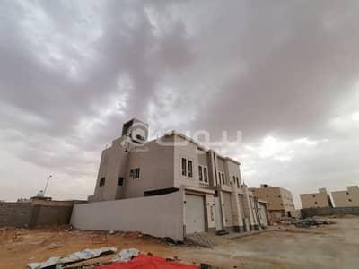 4 Bedroom Villa for Sale in Riyadh, Riyadh Region - Duplex villa for sale in Al Mahdiyah, West Riyadh