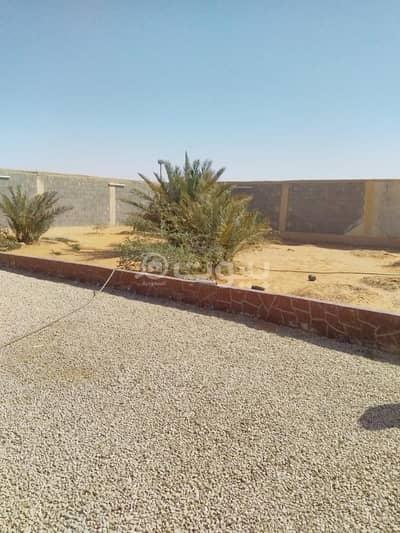 استراحة 2 غرفة نوم للبيع في المزاحمية، منطقة الرياض - استراحة للبيع بالعارضية قرب القدية، المزاحمية
