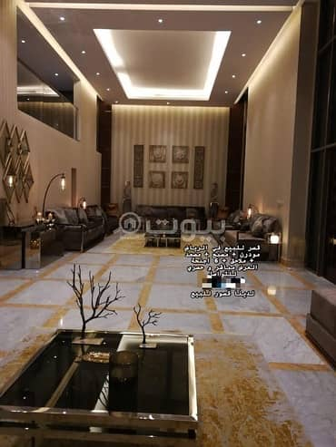 6 Bedroom Palace for Sale in Riyadh, Riyadh Region - Modern palace for sale in Al Malqa district, north of Riyadh