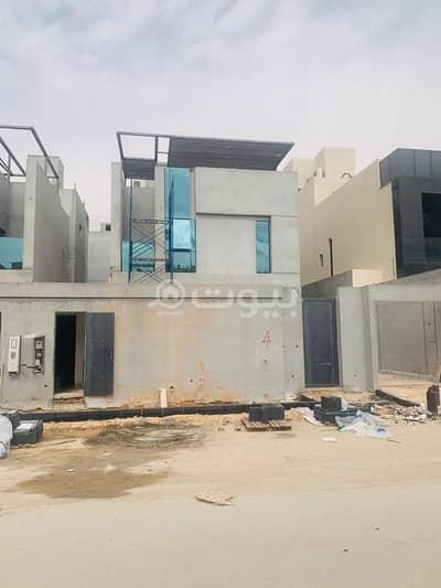 فیلا 4 غرف نوم للبيع في الرياض، منطقة الرياض - فيلا مودرن درج داخلي للبيع في الياسمين، شمال الرياض